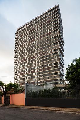 Edif cio marcos lopes andrade morettin arquitetos for Andrade morettin